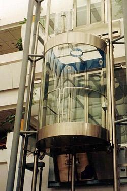 Panaromik Asansörler